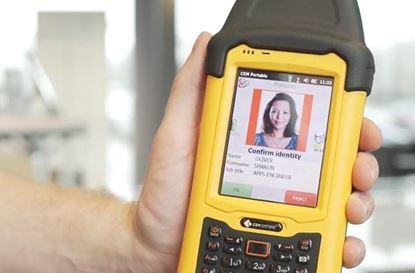 CEM System,  S3040 hand-held reader, in Armenia Vantag LLC