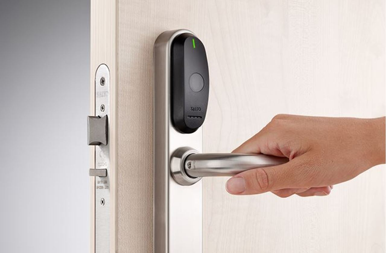 CEM System, SALTO Offline locks, access control in Armenia Vantag LLC