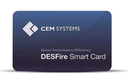 CEM System, DESFire Smart Card, in Armenia Vantag LLC