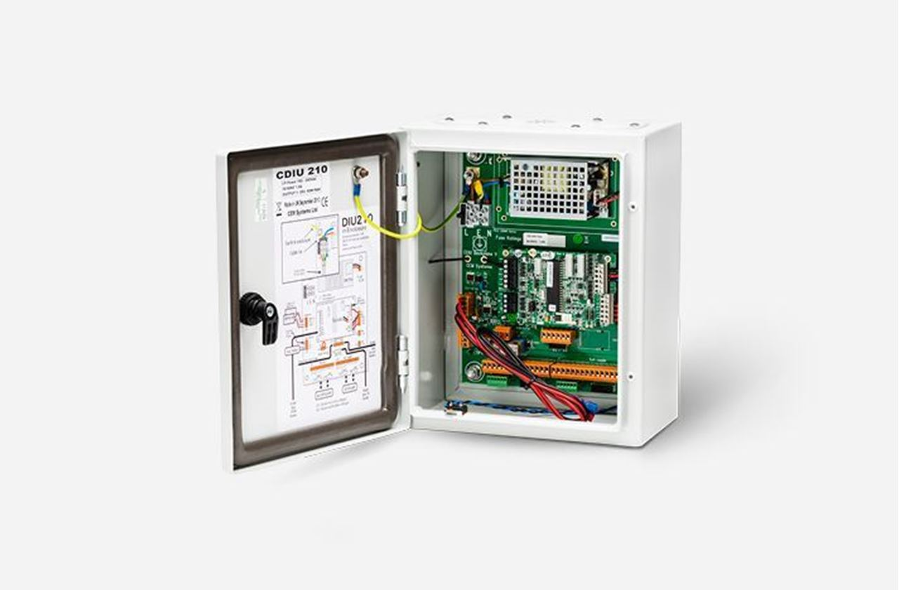 CEM System, DIU 210 in Armenia Vantag LLC