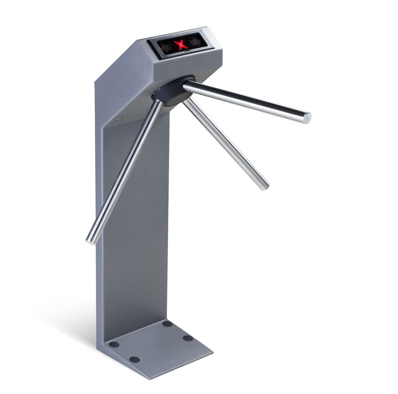 Perco TTR-04.1 Tripod Turnstile for indoor application in Armenia Vantag LLC