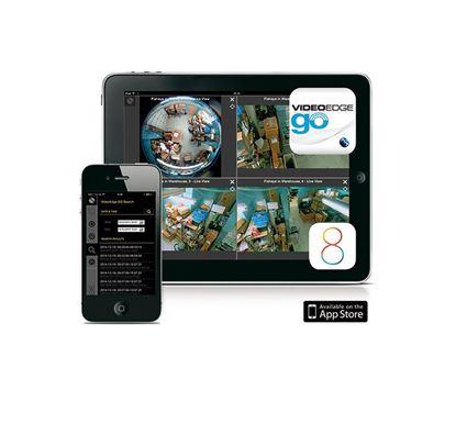 American dynamics, VideoEdge Go Mobile App in Armenia Vantag