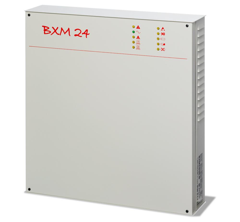 Bentel security BXM24/25-U - Microprocessor Controlled Power Station Armenia Vantag LLC