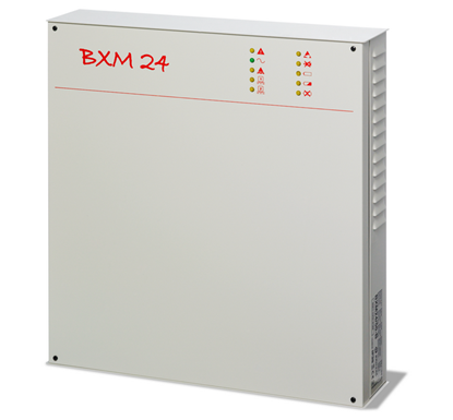 Bentel security BXM24/25-U - Microprocessor Controlled Power Station Armenia Vantag LLC