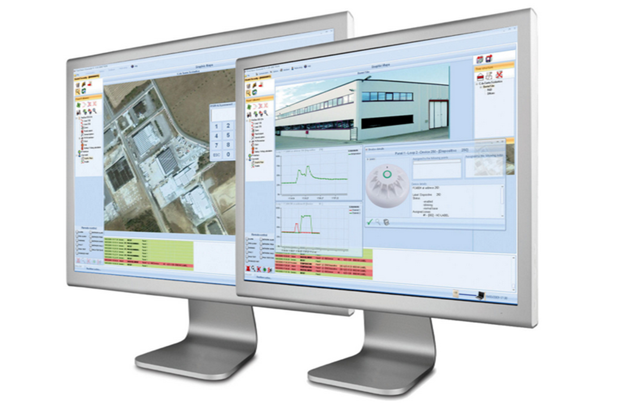 Bentel security FC GRAPHIC MAPS - Emergency Management System Armenia Vantag LLC